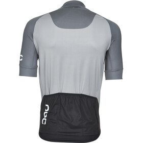 POC Essential Road Maillot Hombre, francium multi grey